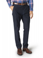 Stowe Textured Weave Casual Trousers