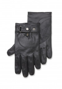 Black Driving Glove