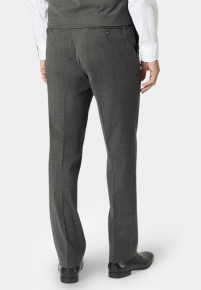 Avalino Grey Suit Trousers