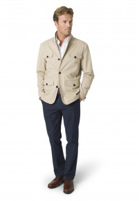 Buttermere Stone Casual Safari Jacket