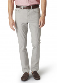 Kettlewell Stone Puppytooth Tailored Fit Trouser
