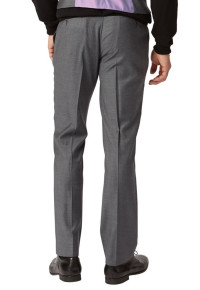 Grey Wilson Suit Trouser