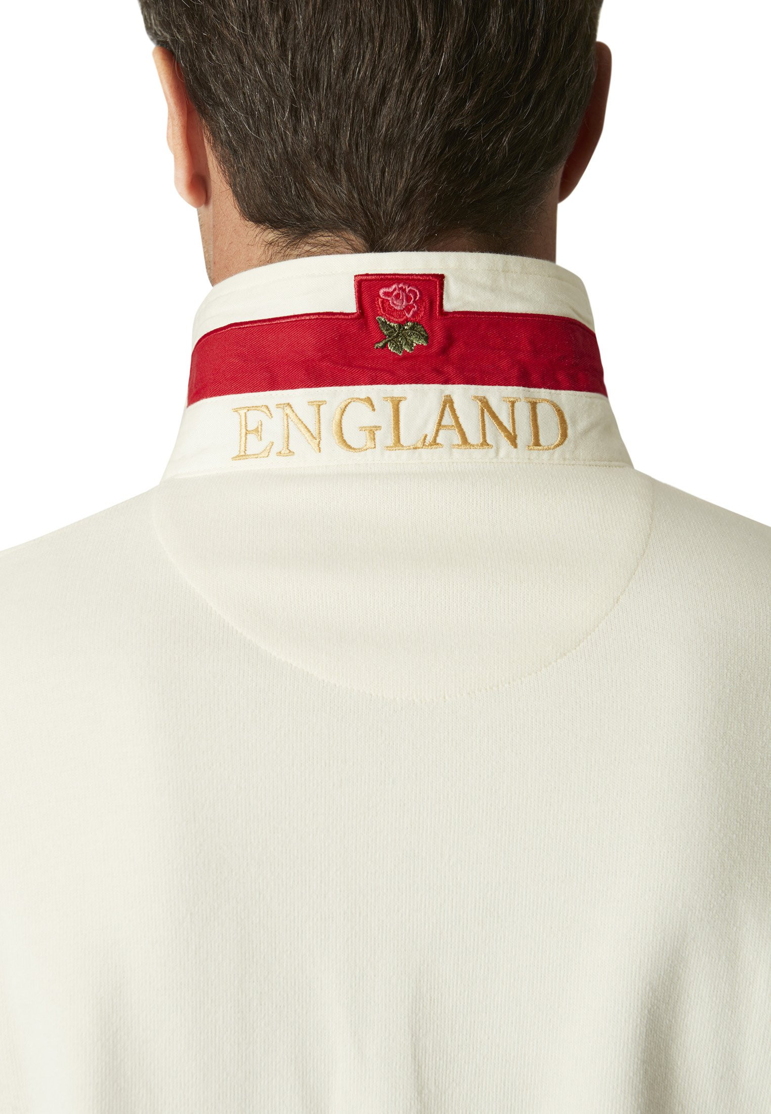 England Limited Edition Heritage Rugby Shirt