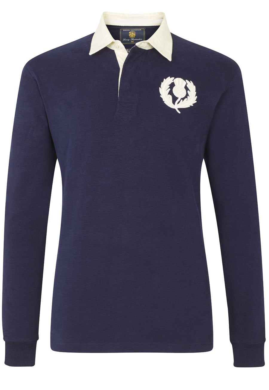 Scotland Limited Edition Heritage Rugby Shirt