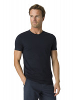 Dean Navy Cotton T-Shirt