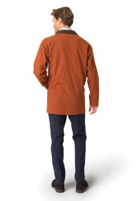 Herald Chestnut Canvas Barn Jacket