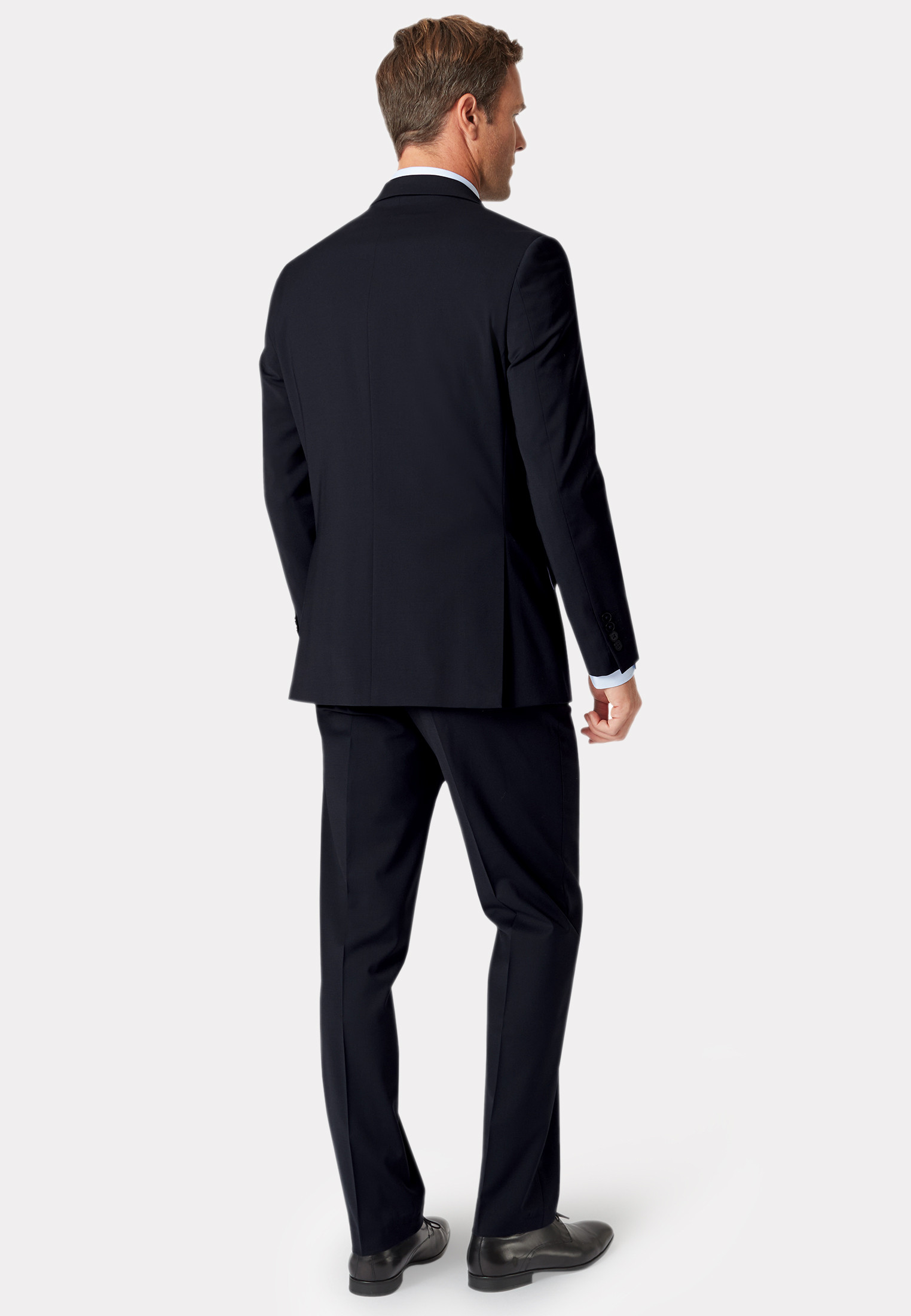 Navy Avalino Suit Jacket